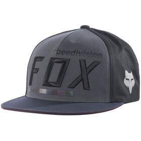 Fox Draftr Snapback Black